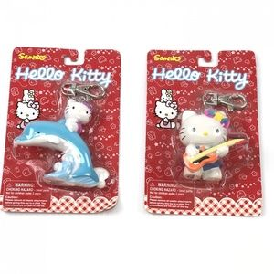 2 Hello Kitty Key Chains NEW in the package